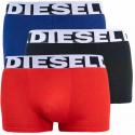 3PACK pánske boxerky Diesel viacfarebné (00SAB2-0PAWE-E5066)