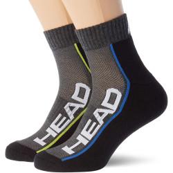 2PACK ponožky HEAD vícebarevné (791019001 002)