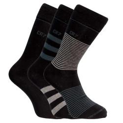 3PACK ponožky CR7 vícebarevné (8273-80-112)