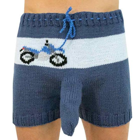 Ručně pletené trenky Infantia (PLET56)