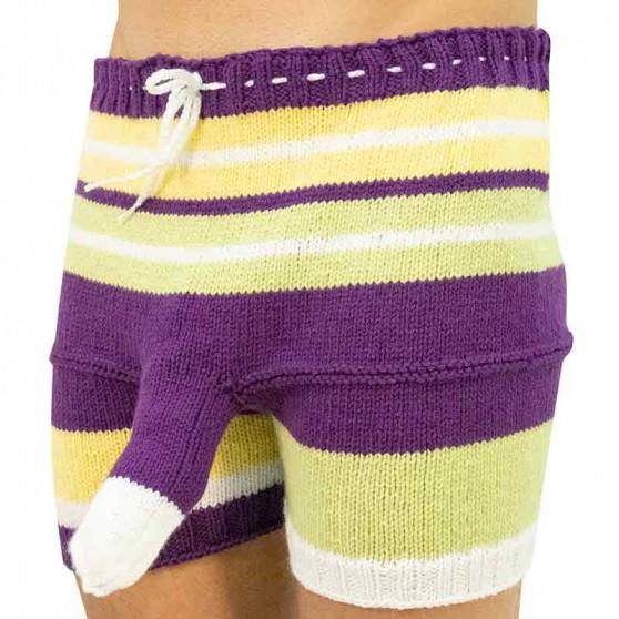 Ručně pletené trenky Infantia (PLET55)