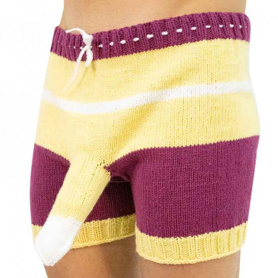 Ručně pletené trenky Infantia (PLET68)