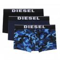 3PACK pánske boxerky Diesel viacfarebné (00ST3V-0WBAE-E5436)