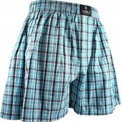 Pánské trenky Lonka modré (Stripes 03)