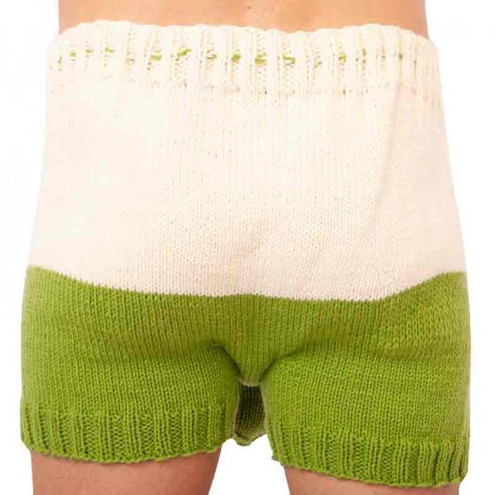 Ručně pletené trenky Infantia (PLET17)