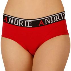 Dámské kalhotky Andrie červené (PS 2381 A)