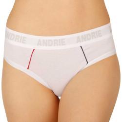 Dámské kalhotky Andrie bílé (PS 2412 C)