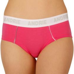 Dámské kalhotky Andrie růžové (PS 2412 D)