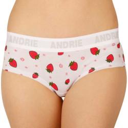 Dámské kalhotky Andrie bílé (PS 2425 B)