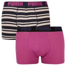 2PACK pánské boxerky Puma vícebarevné (601015001 022)
