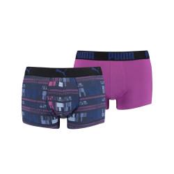 2PACK pánské boxerky Puma vícebarevné (100001138 002)