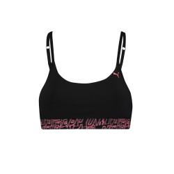 Dámská sportovní podprsenka Puma černá (100001235 003)