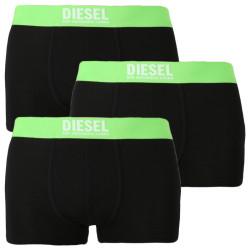 3PACK pánské boxerky Diesel černé (00ST3V-0DDAM-E4101)