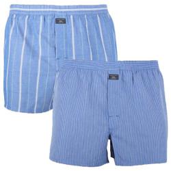 2PACK pánské trenky S.Oliver modré (26.899.97.8795.12E1)