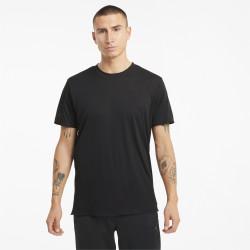 Pánské sportovní tričko Puma černé (520116 01)