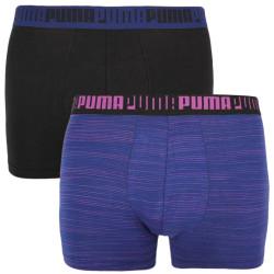 2PACK pánské boxerky Puma vícebarevné (100001140 002)