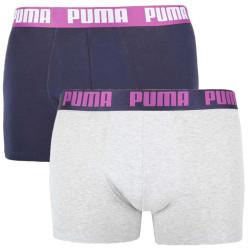 2PACK pánské boxerky Puma vícebarevné (521015001 014)