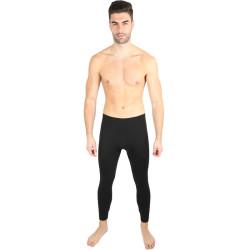 Pánské termo spodky VoXX merino černé (IN03)