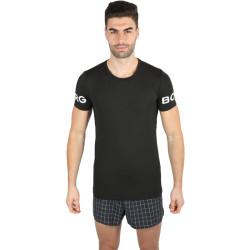 Pánské sportovní tričko Bjorn Borg černé (9999-1140-90651)