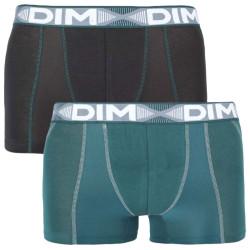 2PACK pánské boxerky DIM vícebarevné (D01N1-8NV)