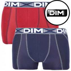 2PACK pánské boxerky DIM vícebarevné (D01N1-8NW)