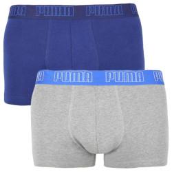 2PACK pánské boxerky Puma vícebarevné (100000884 023)