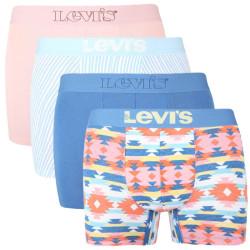 4PACK pánské boxerky Levis vícebarevné (100002747 001)