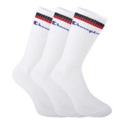 3PACK ponožky Champion bílé (Y0B0A)