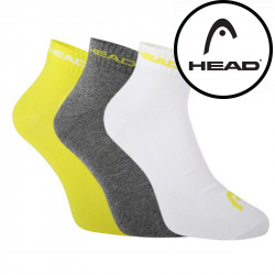 3PACK ponožky HEAD vícebarevné (761011001 004)