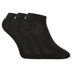 3PACK ponožky Fila černé (F9100-200)