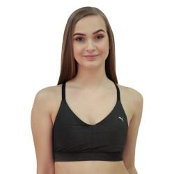 Dámská sportovní podprsenka Puma černá (519577 01)
