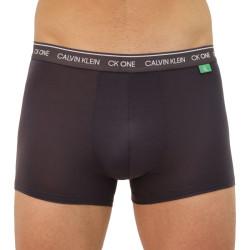 Pánské boxerky CK ONE tmavě šedé (NB2327A-JF2)