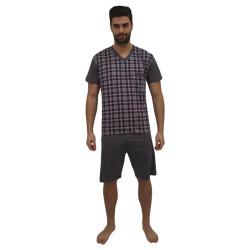 Pánské pyžamo Foltýn vícebarevné (FPK11)