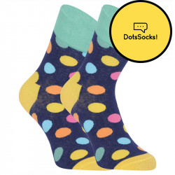 Veselé ponožky Dots Socks puntíky (DTS-SX-339-X)