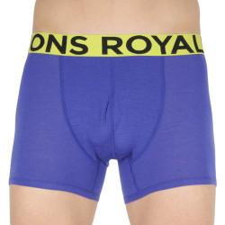 Pánské boxerky Mons Royale modré (100087-1138-181)