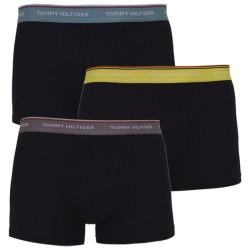 3PACK pánské boxerky Tommy Hilfiger tmavě modré (UM0UM01642 0TS)