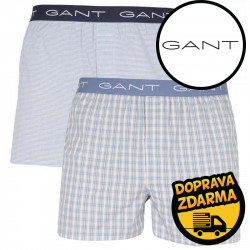 2PACK pánské trenky Gant vícebarevné (902112029-464)