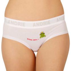 Dámské kalhotky Andrie bílé (PS 2427 C)