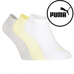 3PACK ponožky Puma vícebarevné (261080001 016)