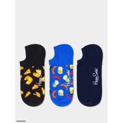 3PACK Ponožky Happy Socks Junk Food (JUN39-9300)