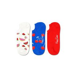 3PACK Ponožky Happy Socks Fruit (FRU39-1300)