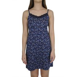 Dámská noční košile Cocoon Secret modrá (COC3069-AG)