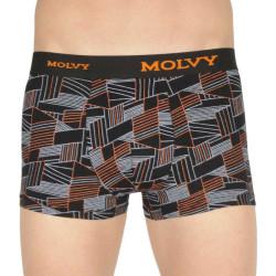 Pánské boxerky Molvy vícebarevné (MP-1026-BEU)