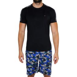 Pánské pyžamo Tommy Hilfiger vícebarevné (UM0UM02171 0SQ)