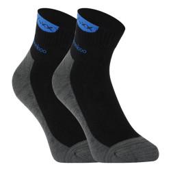 Ponožky VoXX bambusové černé (Brooke)