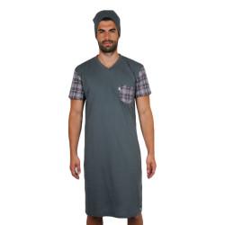 Pánská noční košile Foltýn nadrozměr (FNKN1)