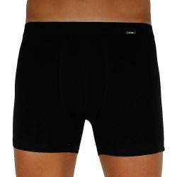 Pánské boxerky Cornette Authentic černé (220)