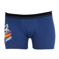 Dětské boxerky Cornette Young modré (700/105)