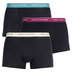 3PACK pánské boxerky Tommy Hilfiger tmavě modré (UM0UM01642 0S1)