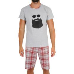 Pánské pyžamo Monabella vícebarevné (MNB-Y-8940)